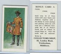 C0-0 Collector's Shop, British Military Musicans, 1961, 20