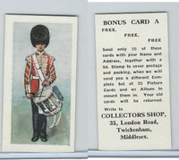 C0-0 Collector's Shop, British Military Musicans, 1961, 22