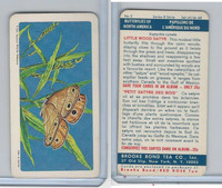 F450-6 Brook Bond, Butterflies North America, 1965, #2 Little Wood Satyr