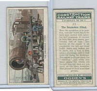 O2-140 Ogdens, Construction Trains, 1930, #23 The Smokebox Fitted