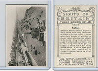 P18-75c Pattreiouex, Sights Britain 3rd, 1937, #15 Brighton