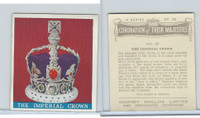 P50-102b Phillips, Coronation Majesties, 1937, #20 Imperial Crown