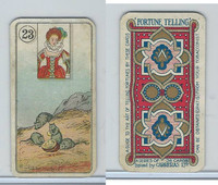 C18-13a Carreras, Fortune Telling (small), 1926, #23 Rats