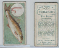C11 Imperial Tobacco, Fish & Bait, 1924, #2 Barbel