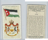 P72-171 Player, National Flags & Arms, 1936, #23 Iraq