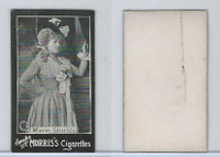 M142-1 Morris, Actresses, 1898, Marie Shields, Hand Raised