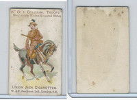 F14-11 Faulkner, Our Colonial Troops, 1900, #56 New South Wales Mounted