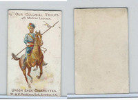 F14-11 Faulkner, Our Colonial Troops, 1900, #63 4th Madras Lancers
