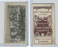 F14-28 Faulkner, South African War Scenes, 1901, Shoeing Smiths of Impyeo