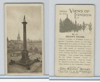 H46-64 Hill, Views of London, 1925, #11 Nelson's Column