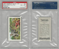 B0-0 Barratt, Tarzan, 1967, #2 Poachers Routed, PSA 8 NMMT