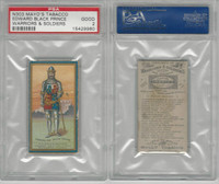 N303 Mayo, Costumes of Warriors & Soldiers, 1892, Edward Black, PSA 2