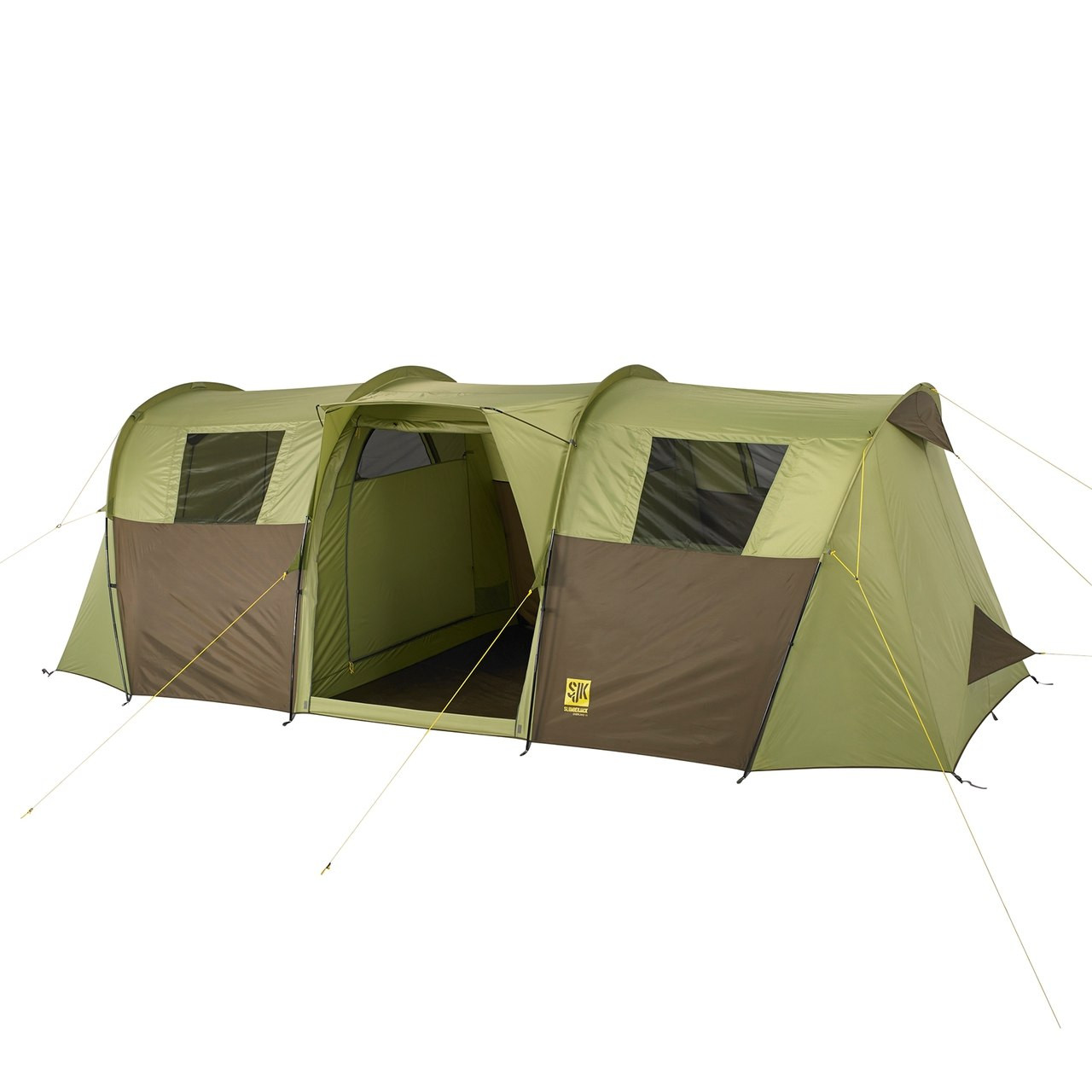 ... Overland 10-Person Tent. Image 1  sc 1 st  Slumberjack : ten person tents - memphite.com