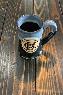 Black Smoke Crew Scramble Coffee Mug