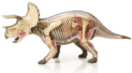 Anatomical Snap-together Kit, Triceratops Deluxe
