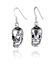 Skull Hanging Earrings