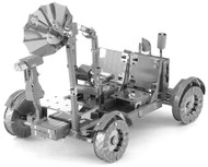 Metal Apollo Lunar Rover