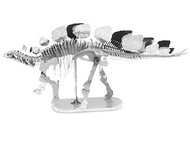 Metal Stegosaurus Skeleton Kit