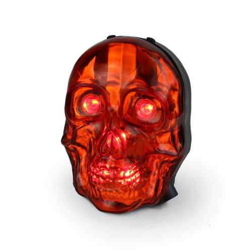 Skull Bike Light Thumbnail