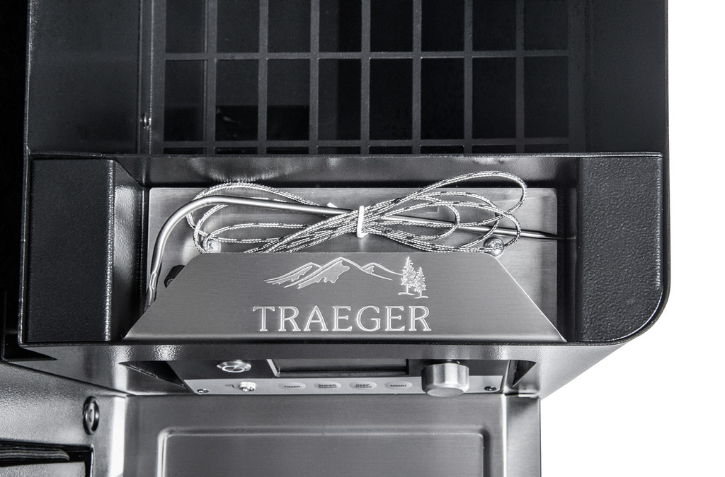 TRAEGER TIMBERLINE 1300 WOOD PELLET FIRED GRILL