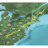 Garmin Trailhead Series f\/Appalachian Trail - microSD\/SD