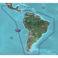 Garmin BlueChart g2 HD - HXSA500L - South America - microSD\/SD