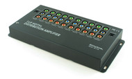 1x9 1:9 9-Way Component Video Splitter Distribution Amplifier + Loop Out SB-3780