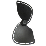 Caframo Replacement Blade f\/Tiny Tornado II - Charcoal