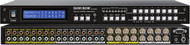 8x8 8:8 Composite BNC Video + RCA Audio Matrix Switcher (Volume Ctrl) SB-5548BNC