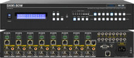 8x8 HDMI/Audio and HDBaseT POH/POE UHD 4K2K Matrix Switcher with EDID SB-5688CAP