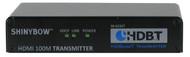 HDMI HDBaseT Transmitter Over Single CAT 5e/6/7?Bi-Directonal IR RS232 SB-6335T