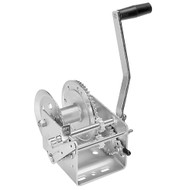 Fulton 2600lb 2-Speed Winch w\/Hand Brake
