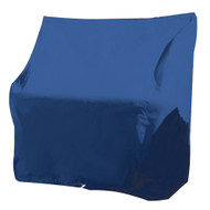 Taylor Made Small Swingback Boat Seat Cover - Rip\/Stop Polyester Navy