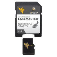 Humminbird LakeMaster Chart - NorthEast - Version 2.0 - MicroSD\/SD