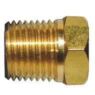 Tecnoseal Brass Cap f\/M8 Pencil Zinc