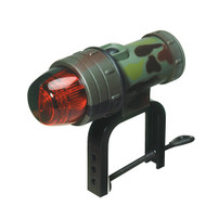 "Innovative Lighting Portable LED Navigation Bow Light w\/Universal ""C"" Clamp - Camouflage"
