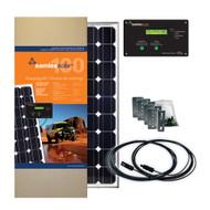 Samlex Solar Charging Kit - 100W - 30A