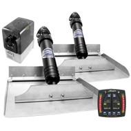 Bennett 129ATP Hydraulic Trim Tab Complete Kit w\/Auto Trim Pro