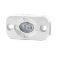 "HEISE RGB Marine Accent Light - 1.5"" x 3"" - White\/RGB"
