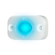 "HEISE Marine Auxiliary Accent Lighting Pod - 1.5"" x 3"" - White\/Blue"