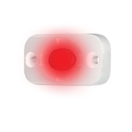 "HEISE Marine Auxiliary Accent Lighting Pod - 1.5"" x 3"" - White\/Red"