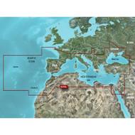 Garmin VEU723L Southern Europe BlueChart g2 Vision