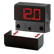 Paneltronics Digital DC Ammeter - 0-100DCA 12\/24 Volts System