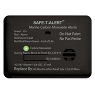 Safe-T-Alert 62 Series Carbon Monoxide Alarm w\/Relay - 12V - 62-541-R-Marine - Surface Mount - Black