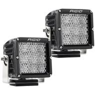Rigid Industries D-XL PRO Diffused - Pair - Black