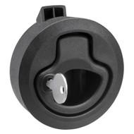 Whitecap Mini Ring Pull Nylon Locking Black
