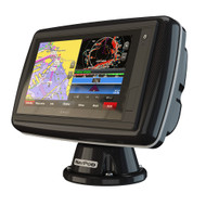 NavPod PowerPod Pre-Cut f\/Garmin GPSMAP 942xs, 942, 922xs  922 - Carbon Black