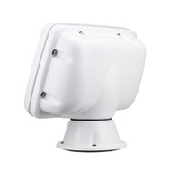 NavPod PP4800-07 PowerPod Pre-Cut f\/Raymarine AXIOM 9 (Pre-Cut f\/Surface Mount Using Rear Mounting Brackets, Requires Raymarine Right Angle Connector)