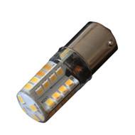 Lunasea BA15D Silicone Encapsulated LED Light Bulb - Warm White