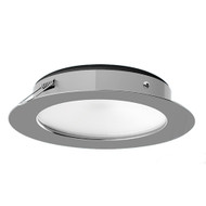 i2Systems Apeiron PRO XL A526 Tri-Color, 6W, Dimming, Recessed LED - White Round - Cool White\/Red\/Blue